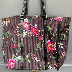NWT Vera Bradley Midtown Tote Airy Floral